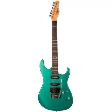 Guitarra Tagima TG-510 Metallic Surf Green