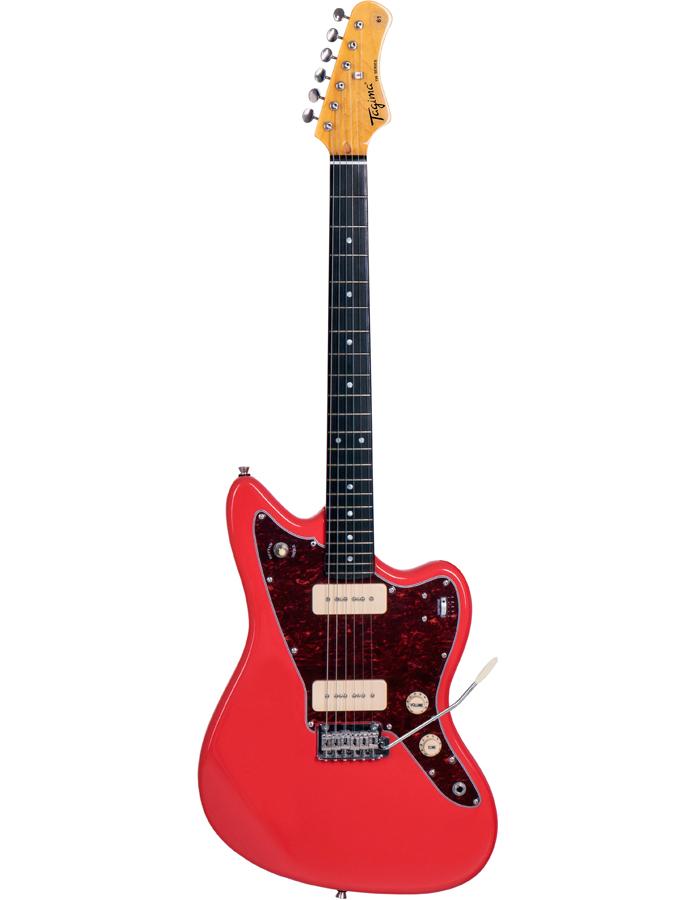 Guitarra Tagima TW-61 Fiesta Red