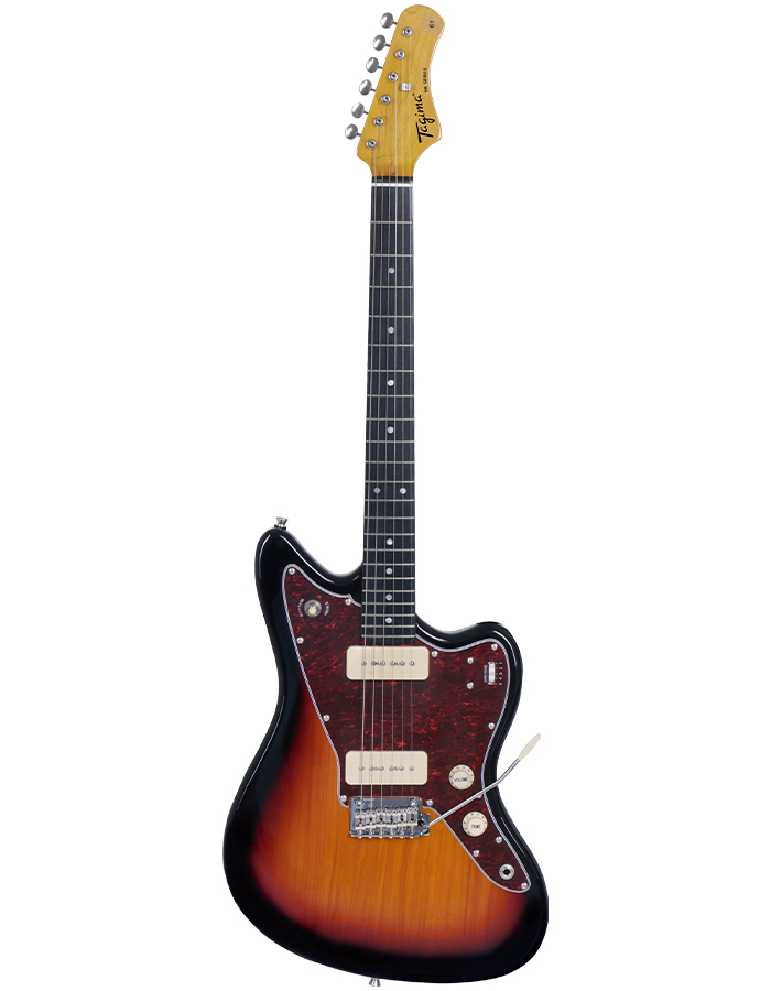 Guitarra Tagima TW-61 Sunburst