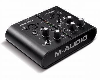 Interface M-Audio M-Track Plus