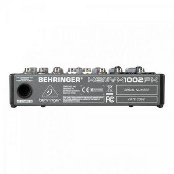 Mesa De Som Behringer - XENYX 1002FX - 110v