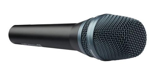 Microfone Dinâmico SM 300 Relacart Vocal Profissional