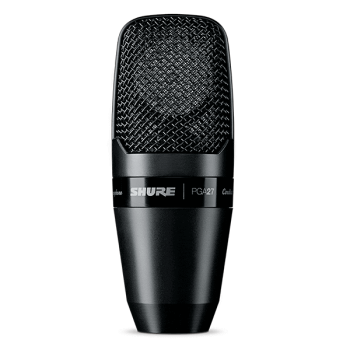 Microfone Shure Condensador PGA27