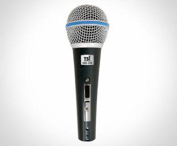Microfone TSI 58B