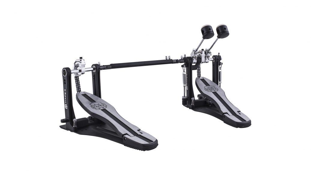 P600TW – Pedal de bumbo Mars Double Bass (Duplo) Mapex