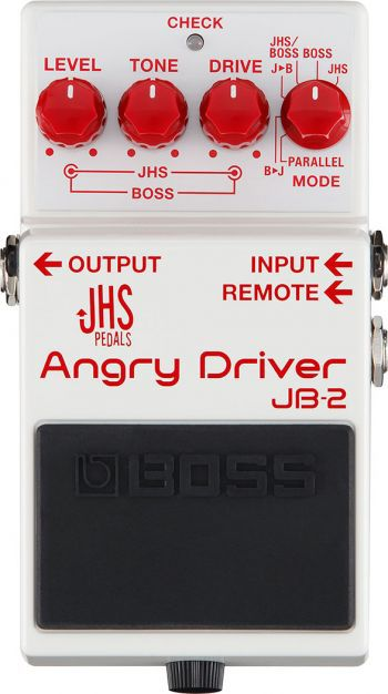 Pedal Boss Angry Driver JB-2