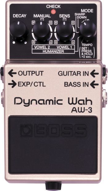 Pedal Boss Aw-3