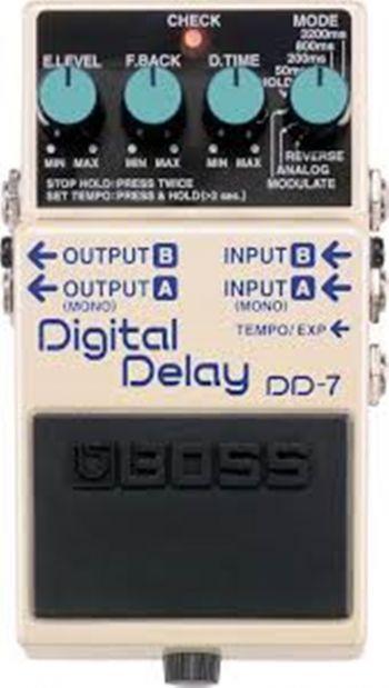 Pedal Boss DD-7