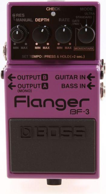 Pedal Boss Flanger BF-3