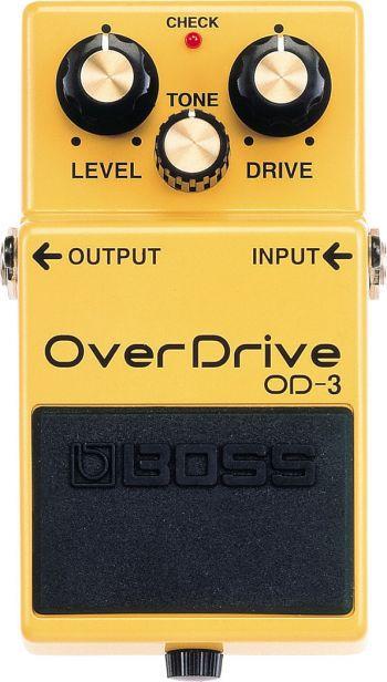 Pedal Boss Overdrive OD-3