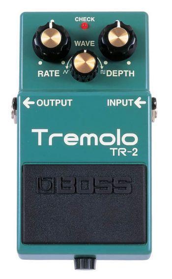 Pedal Boss Tremolo TR-2
