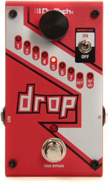 Pedal Digitech The Drop C/ Fonte