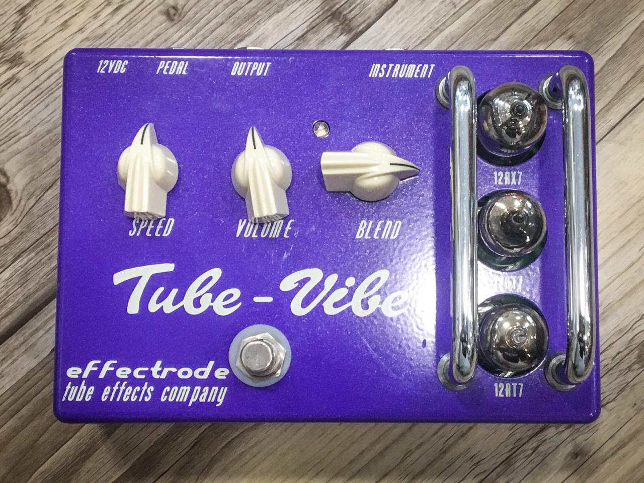 Pedal Effectrode Tube-Vibe (USADO)