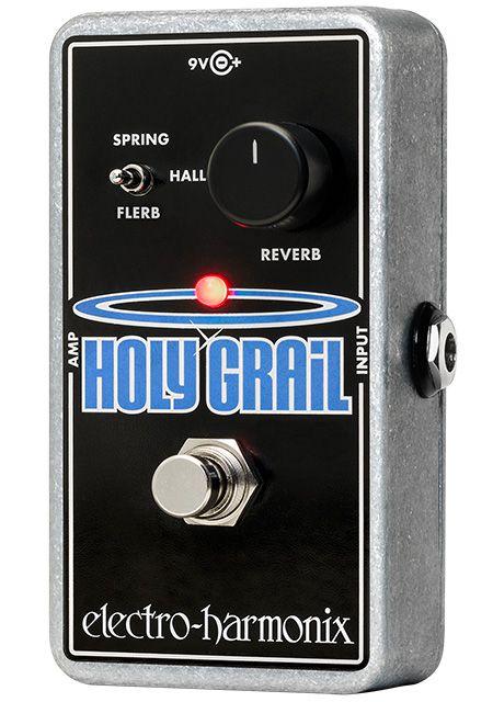 Pedal Electro Harmonix Holy Grail