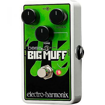 Pedal Electro Harmonix Nano Bass Big Muff