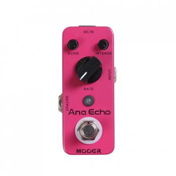 Pedal Mooer Ana Echo Analog Delay