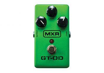 Pedal MXR GT-OD Overdrive