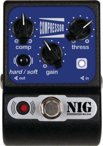 Pedal NIG Compressor PCM