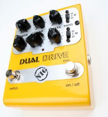 Pedal NIG Dual Drive DD1