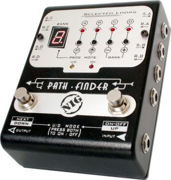 Pedal NIG PathFinder LS1
