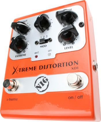 Pedal NIG Xtreme Distortion XD1