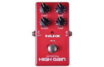 Pedal Nux Distortion High Gain HG6