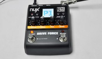 Pedal Nux Drive Force