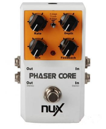 Pedal Nux Phaser Core