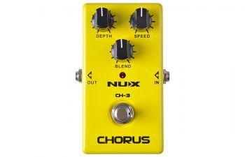 Pedal Nux Vintage Chorus CH3