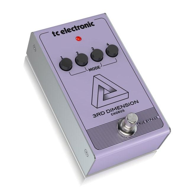 Pedal TC Electronic 3rd Dimension Chorus