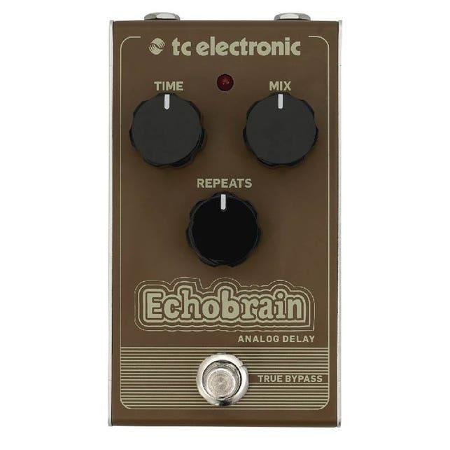 Pedal TC Eletronic Echobrain Analog Delay