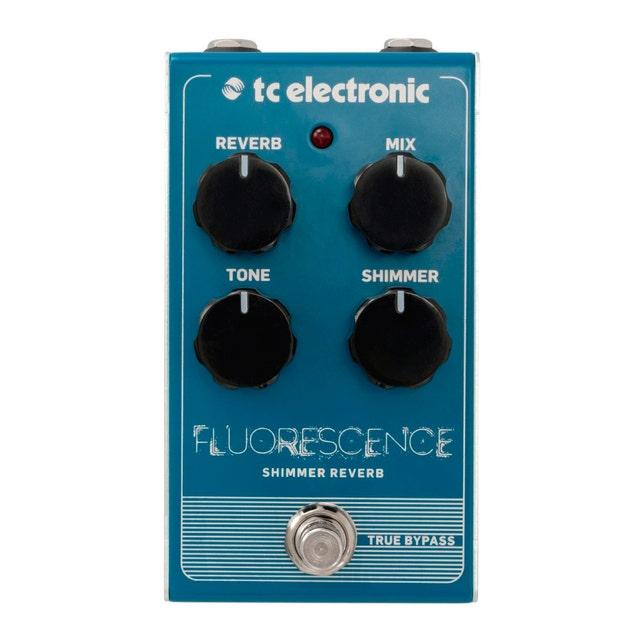 Pedal TC Eletronic Flourescense Shimmer Reverb