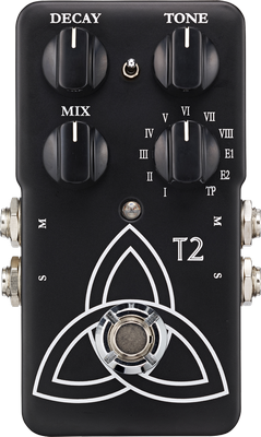 Pedal TC Eletronic T2 Reverb