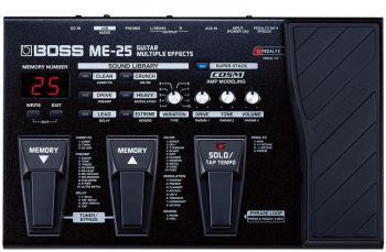 Pedaleira Boss Guitar Multiple Effects ME-25