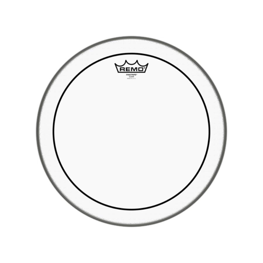 Pele Remo de 14 Polegadas Pinstripe Transparente PS-0314-00