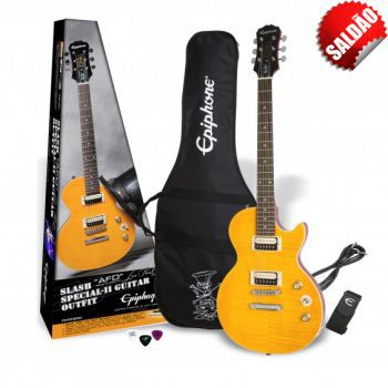 Saldão - Guitarra Epiphone Les Paul Special Slash