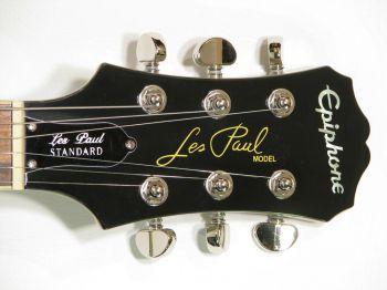 Saldão - Guitarra Epiphone Standard Silver