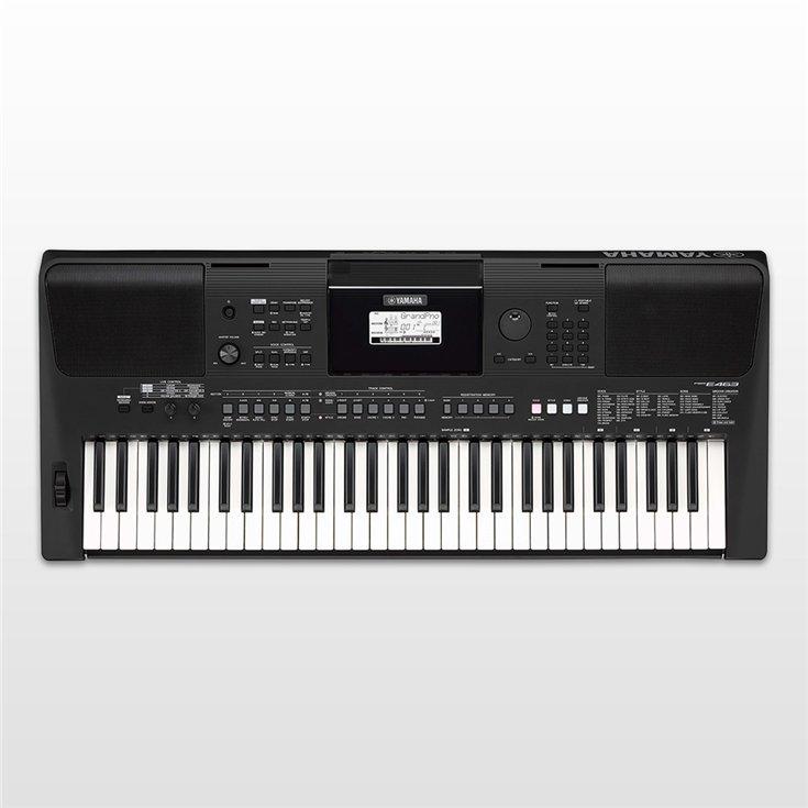 Teclado Yamaha PSR-E463