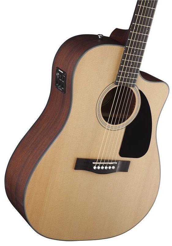 Violão Fender Dreadnought CD100 CE