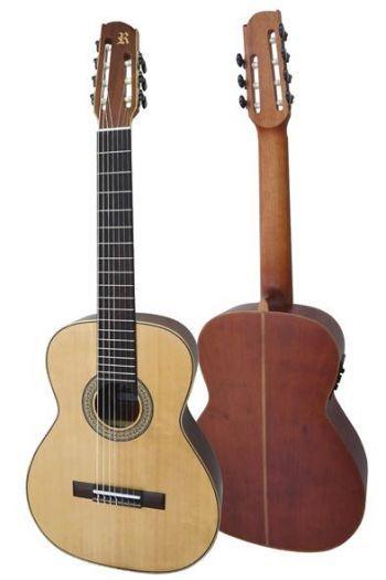 Violão Rozini  Premium  7 cordas  RX207ATF