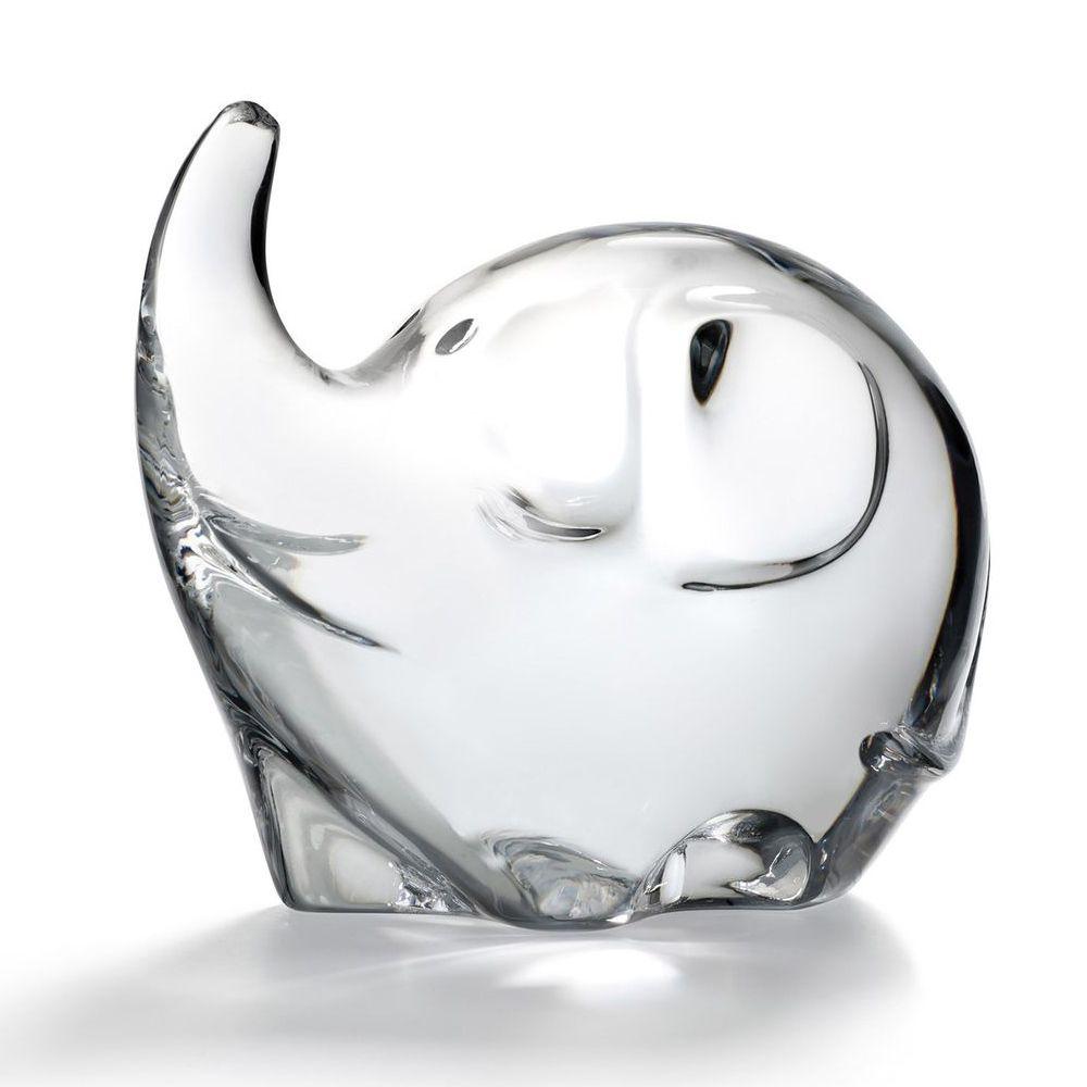 Escultura Elefante Minimals, Baccarat, 2610096