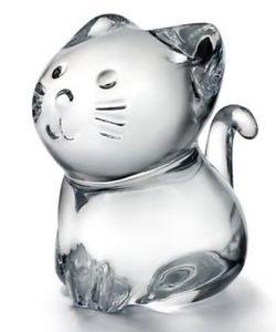 Escultura Gatinho Minimals, Baccarat, 2610097