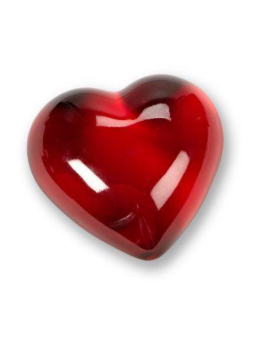 Peso para Papel Amor, Coração, Baccarat, 1761531