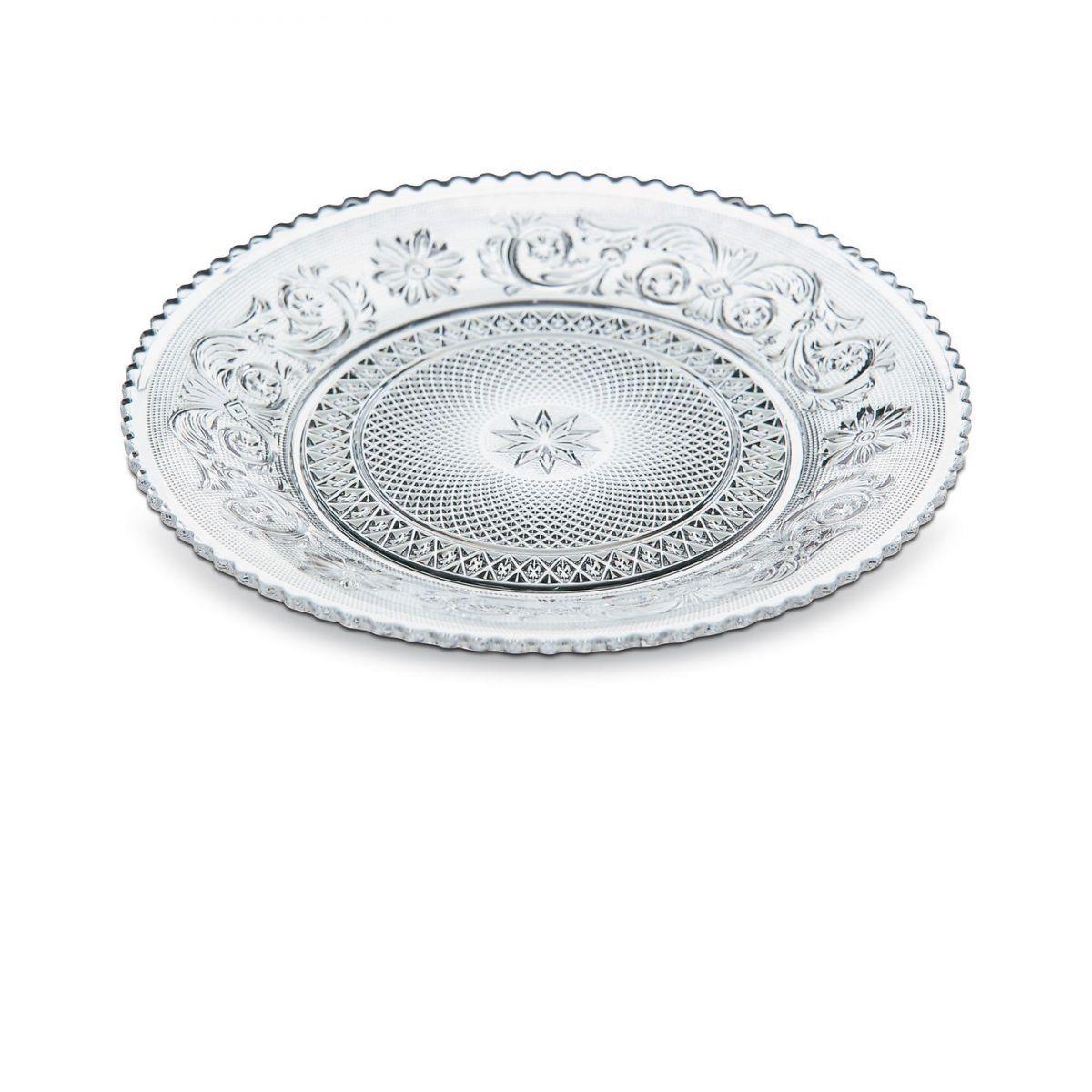 Prato Raso 20cm Arabesque, Baccarat, 1732504