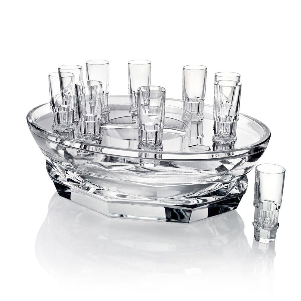 Set de Caviar e Vodka Harcourt-Abysse , Baccarat, 2604136