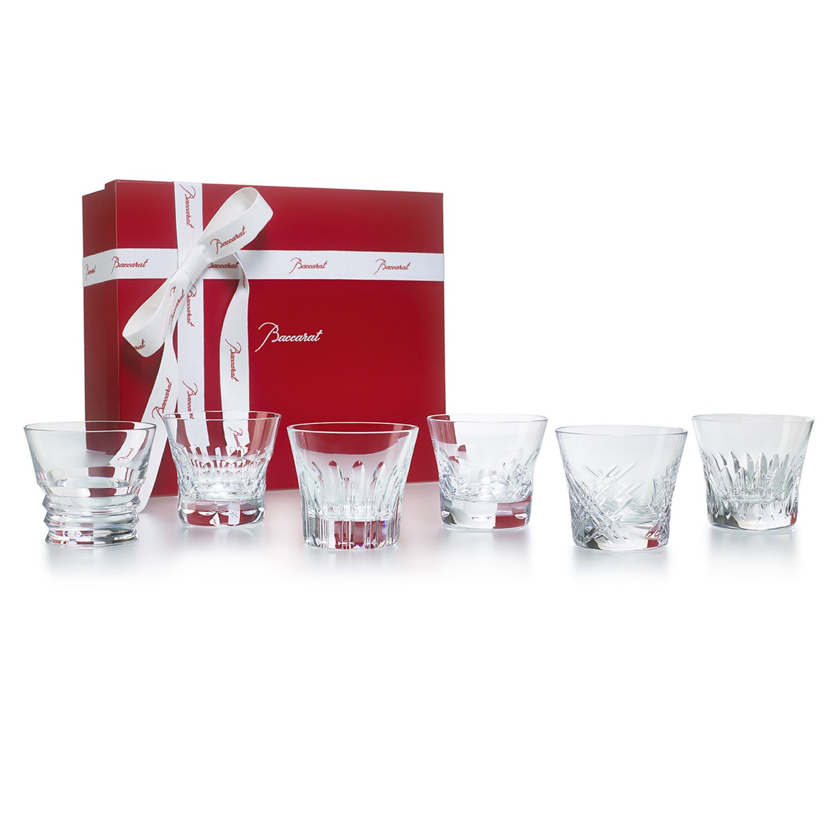 Set de copos Everyday x6, Baccarat, 2809854