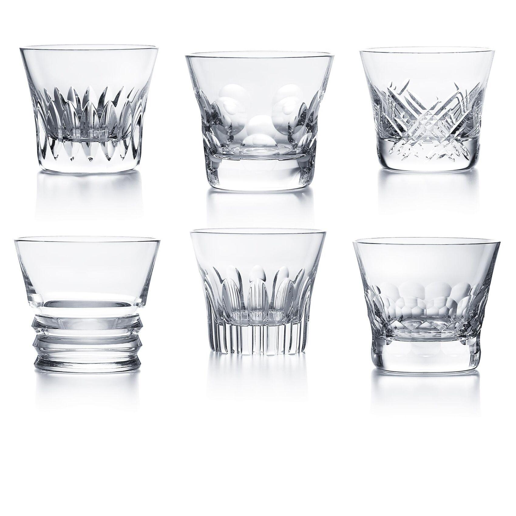 Set de copos Everyday x6, Baccarat, 2809854