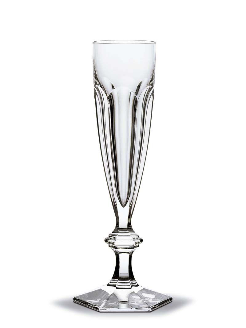 Taça Flute Longa Champanhe Harcourt 180ml, Baccarat, 2103535
