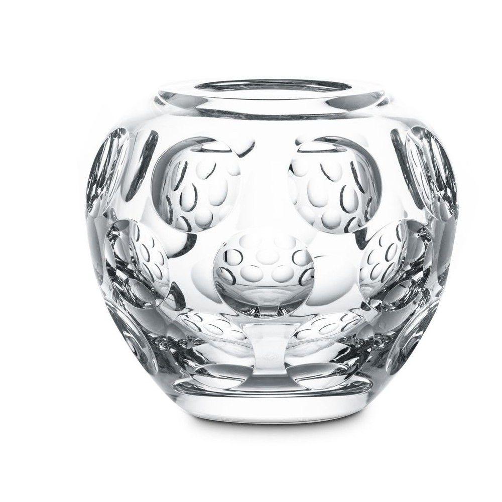 Vaso Heritage Pontils 16cm, Baccarat, 2805794