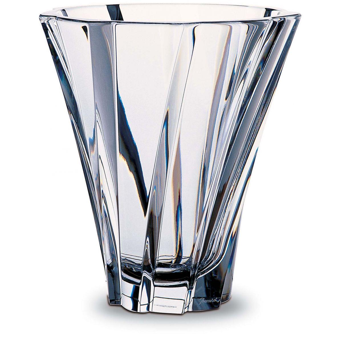 Vaso Objectif G 25cm, Baccarat, 2102305